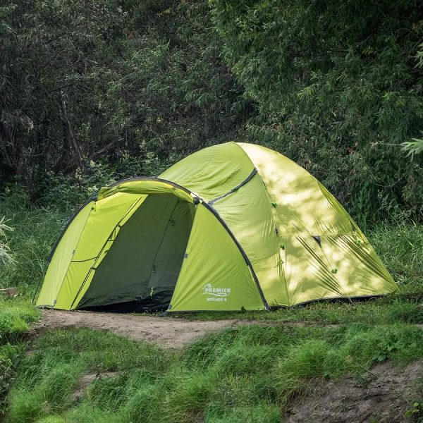 Палатка четырехместная BORNEO-4 PREMIER