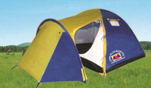 Трехместная палатка OUTDOOR TENT 3P