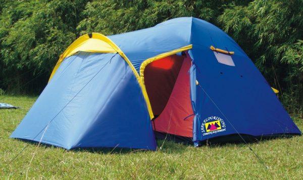 Четырехместная палатка OUTDOOR TENT 4P