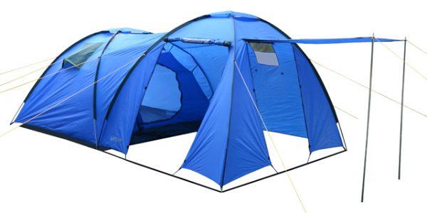 Четырехместная палатка АЛТАЙ-4 РЫБОЛОВ