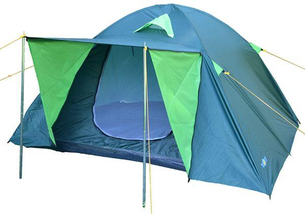 Трехместная палатка ЕГЕРЬ-3 РЫБОЛОВ