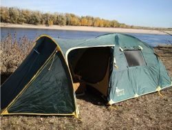Четырехместная палатка GROT-B4 v.2 TRAMP