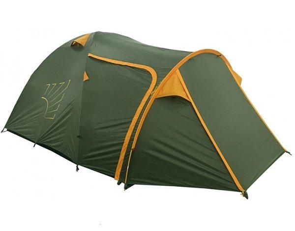 Обзор палатки PASSAT-3 Helios