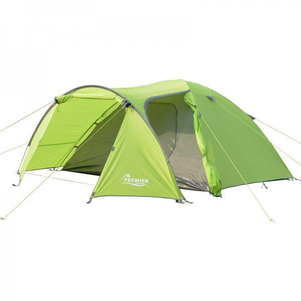 Четырехместная палатка SAHARA-4 PREMIER