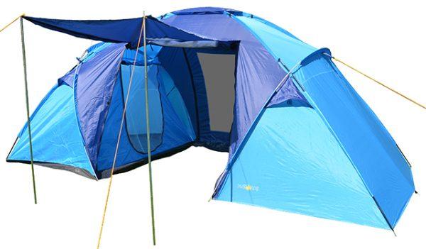 Четырехместная палатка ШИРА-4 РЫБОЛОВ