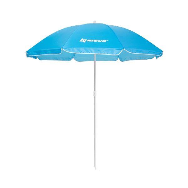 Зонт пляжный N-180 NISUS d 1,8м прямой