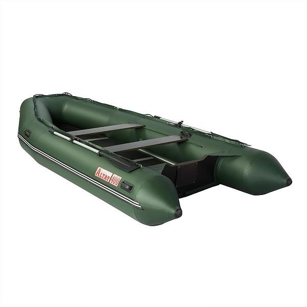 Лодка моторная АЛТАЙ 400 Тонар