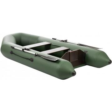 Лодка Капитан 260Т (зеленый)