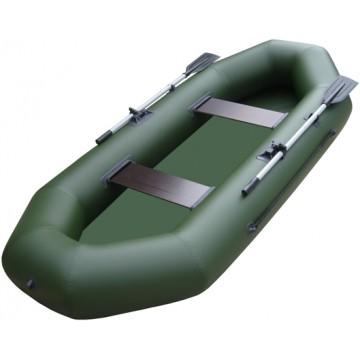 Лодка Шкипер 280 (зеленый)