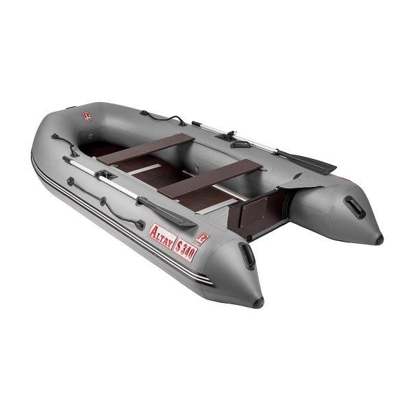 Лодка моторная АЛТАЙ S340 R-Line Тонар