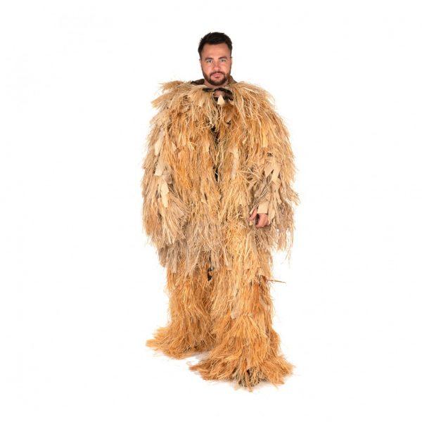 Маскировочный костюм ЛЕШИЙ (липовое лыко)