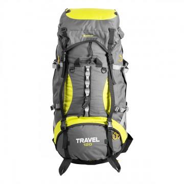 Рюкзак экспедиционный TRAVEL 120 GREY NISUS