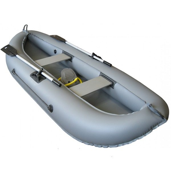 Лодка Боцман (серый)