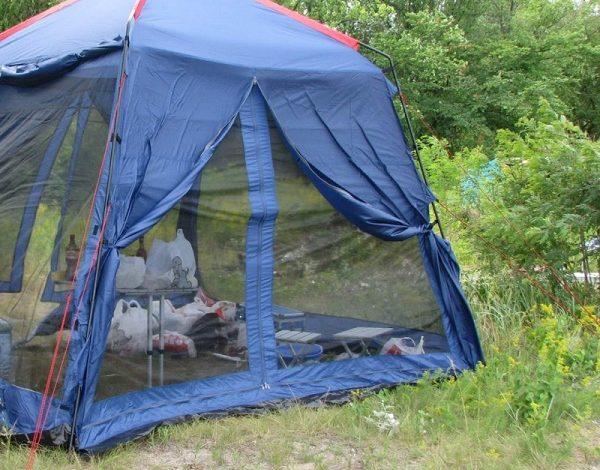 Обзор шатра BUNGALOW SOL