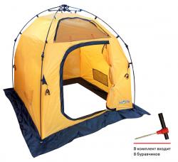 Палатки для зимней рыбалки РЫБОЛОВ