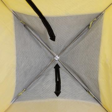 Палатка-зонт зимняя утепленная NORD-1 Helios