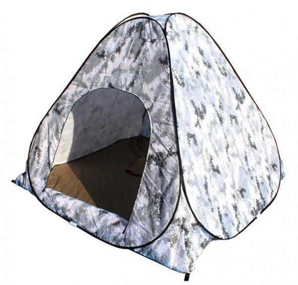 Палатка-автомат утепленная для зимней рыбалки WDC2217CC