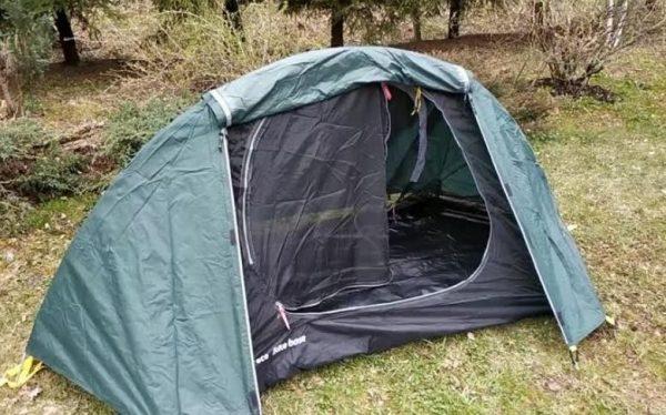 Одноместная палатка BIKE BASE BTrace