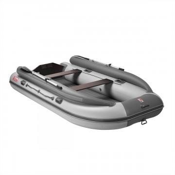 Лодка-моторная-АЛТАЙ-380-JET-F-Тонар-надувное-дно-фальшборт