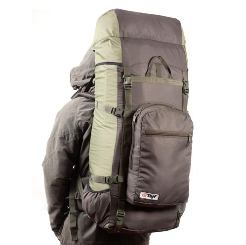 Рюкзак туристический ОПТИМАЛ-60-вишня