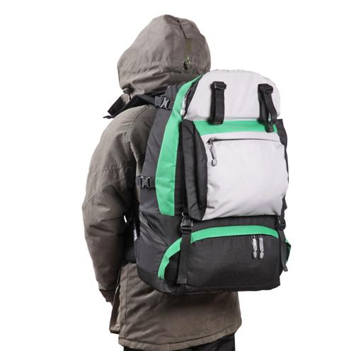Рюкзак туристический КАЙТУР TAIF-зеленый
