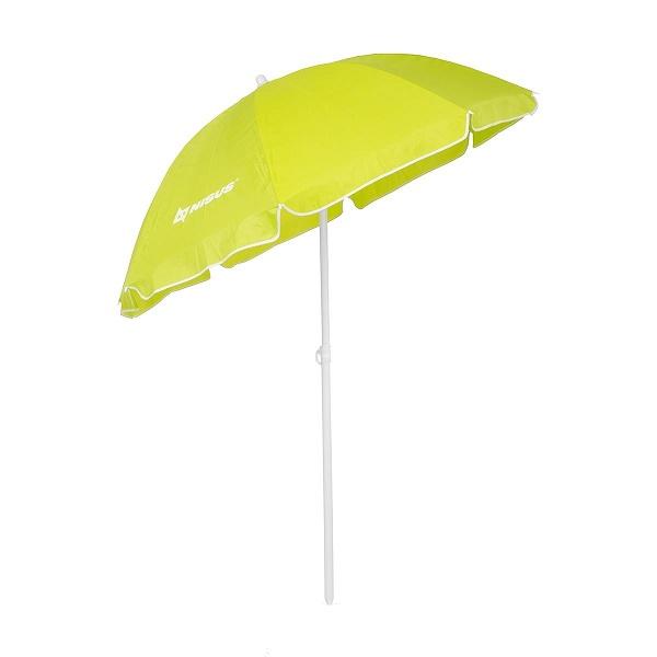 Зонт пляжный N-200N NISUS с механизмом наклона и диаметром купола 2 м