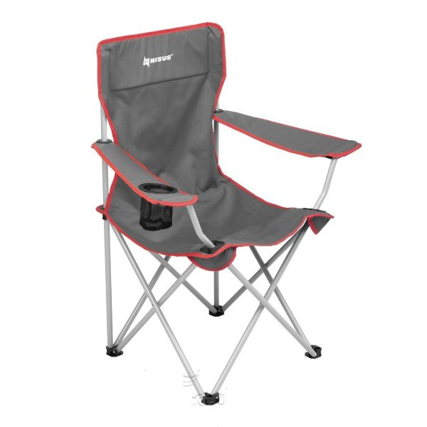 Кресло складное NISUS N-96806H-GR