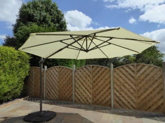 Садовый зонт Garden Way А002-3500
