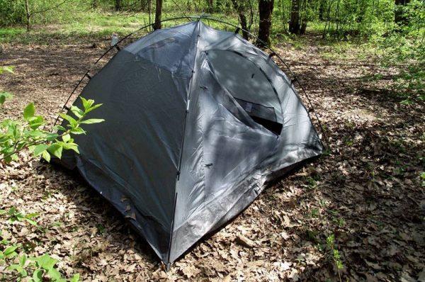 Двухместная палатка HUNTER 2 TRAMP-Lite