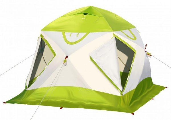 Палатка для зимней рыбалки ЛОТОС КубоЗонт 4 Термо