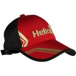 Бейсболка Helios Adventures Ahead черный-красный