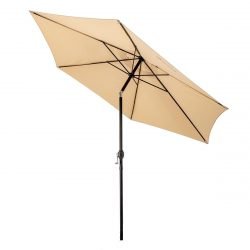 Зонт садовый с наклоном d 2,5м NISUS