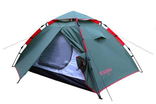 Палатка-автомат трехместная GAZA 3 Talberg