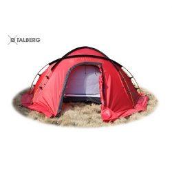Палатка трехместная PEAK PRO 3 RED Talberg