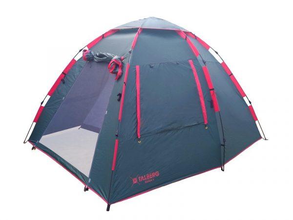 Палатка четырехместная GARDA 4 Talberg