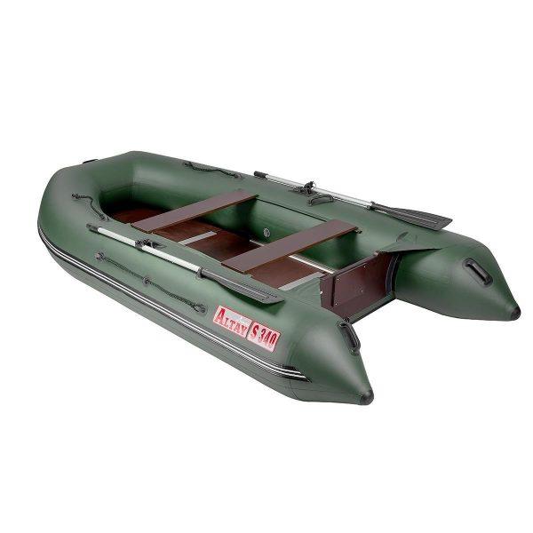 Лодка моторная АЛТАЙ S340 Тонар