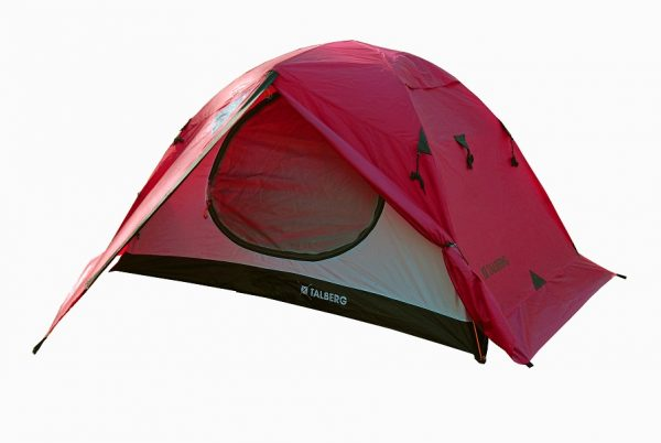 Палатка трехместная BOYARD PRO 3 RED Talberg