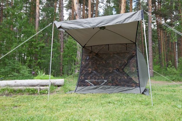 Быстросборный шатер-палатка М-ФИШЕР 185