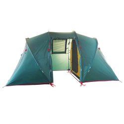 Четырехместная палатка TUBE 4 BTrace