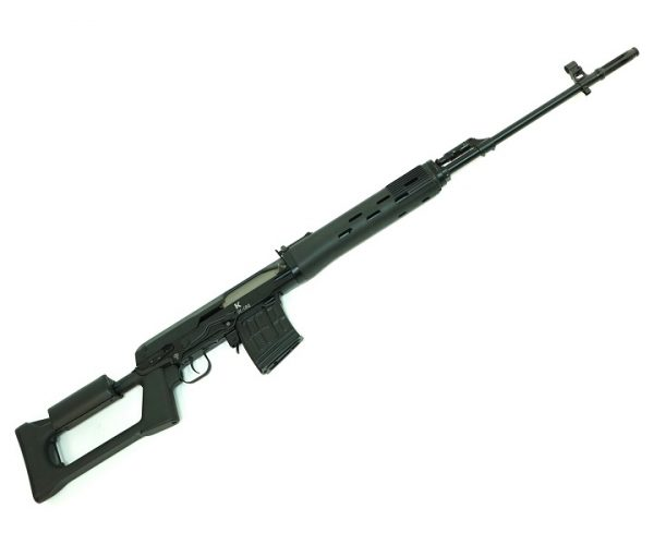 Охолощенная снайперская винтовка Драгунова ОС-СВД (Ижмаш) 7,62x54