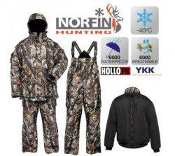 Костюм для зимней охоты Hunting North Staidness Norfin