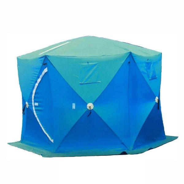 Палатка для зимней рыбалки УЛОВ 3002А