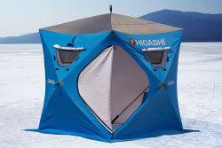 Палатка для зимней рыбалки HIGASHI Comfort Pro DC
