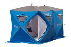 Палатка для зимней рыбалки HIGASHI Double Comfort Pro DC